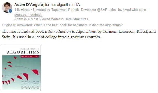 Data structure and algorithm CLRS