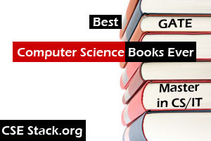 GATE Books for CSE