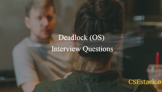 deadlock interview questions