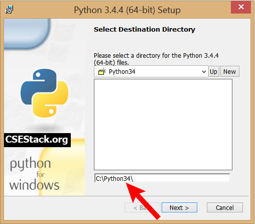 Python installation with Multiple Version