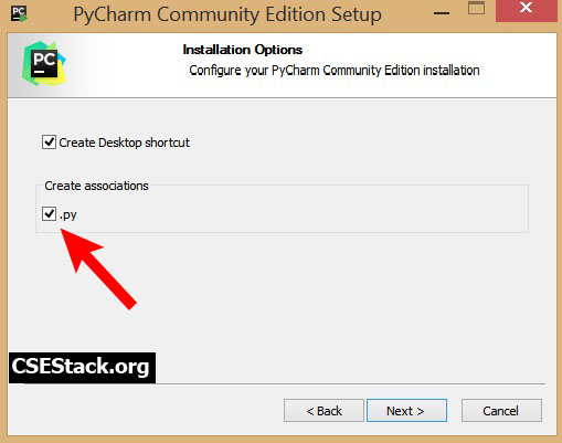 configure python with pycharm