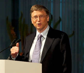 Bill Gates is a first microsoft software developer.