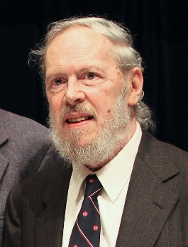 Dennis Ritchie was a computer scientist.