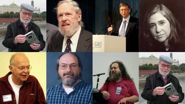 Most Influential Computer Programmers