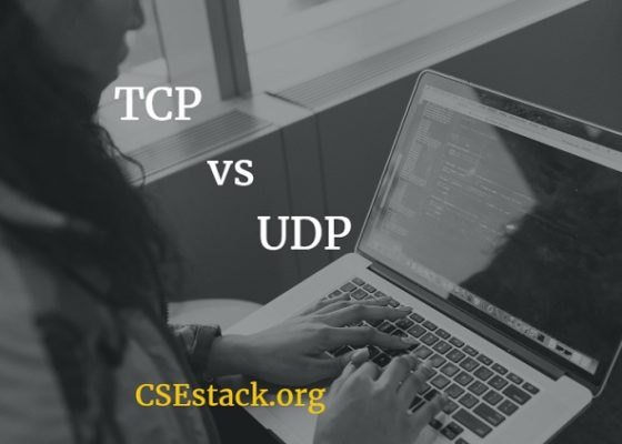 Difference Between TCP and UDP Protocol