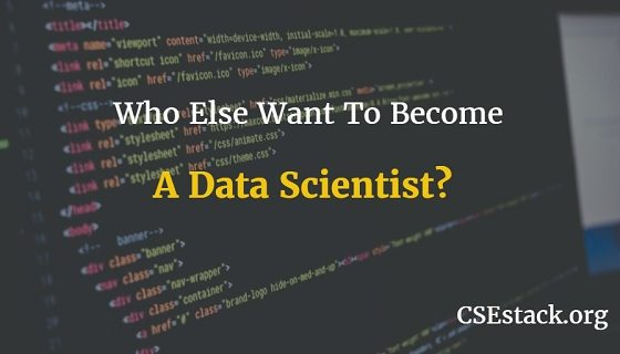 Qualification and Skills Required for Data Scientist