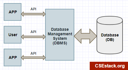 Difference Between Database and Database Management System