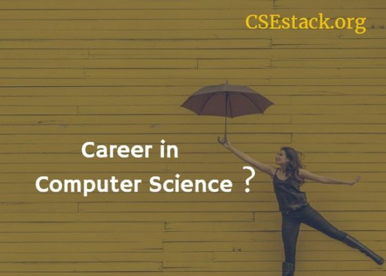 Computer Science Career