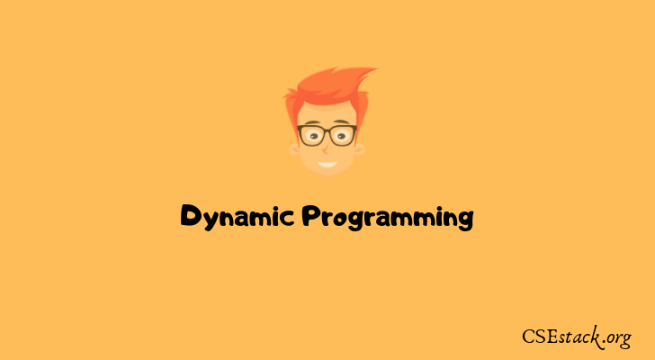 Dynamic Programming recursion