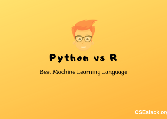 r vs python for machine learning