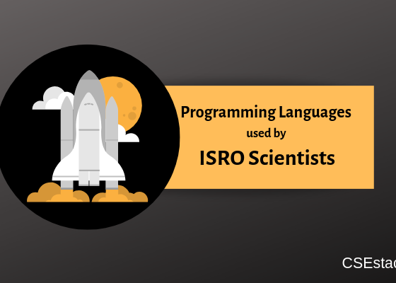 Programming languages in ISRO