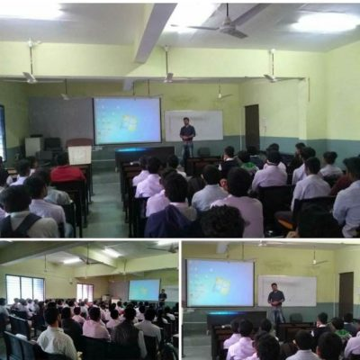 Aniruddha talk about Career opportunities