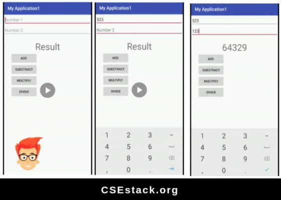 Android App Calculator