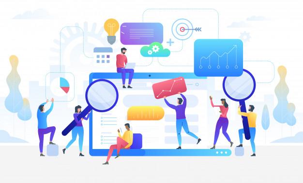 research develop launch app