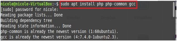 installing ImageMagic in Ubuntu