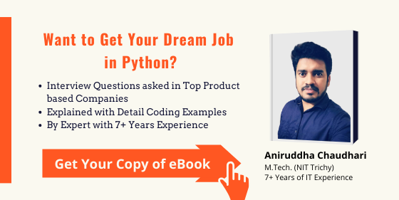 Python Interview Questions eBook