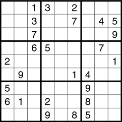 sudoku puzzle solver in Python
