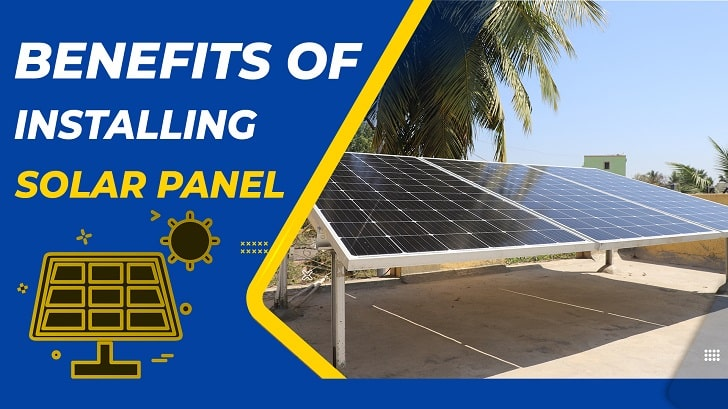 benefits of solar system for home
